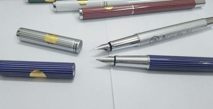 Cách tẩy mực bút lông trên giấy
