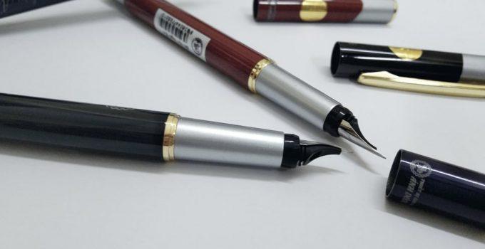Nắp bút máy bị lỏng