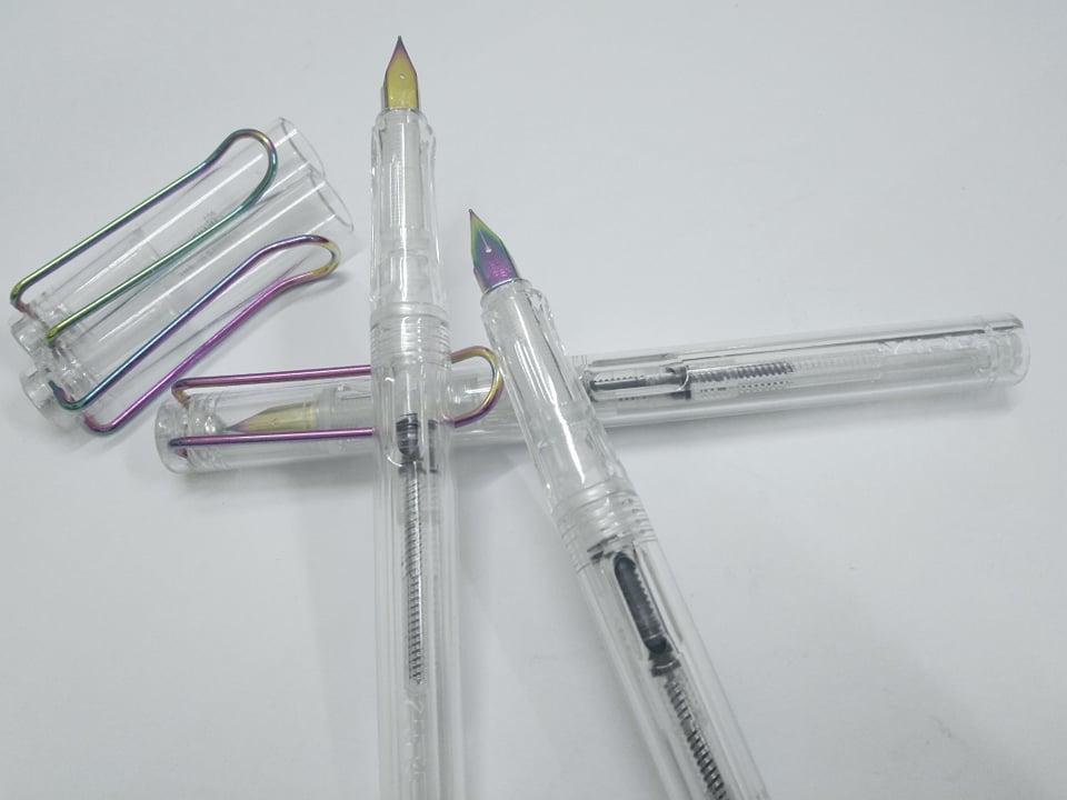 bút mài thầy ánh - bút mực Nhật Preppy