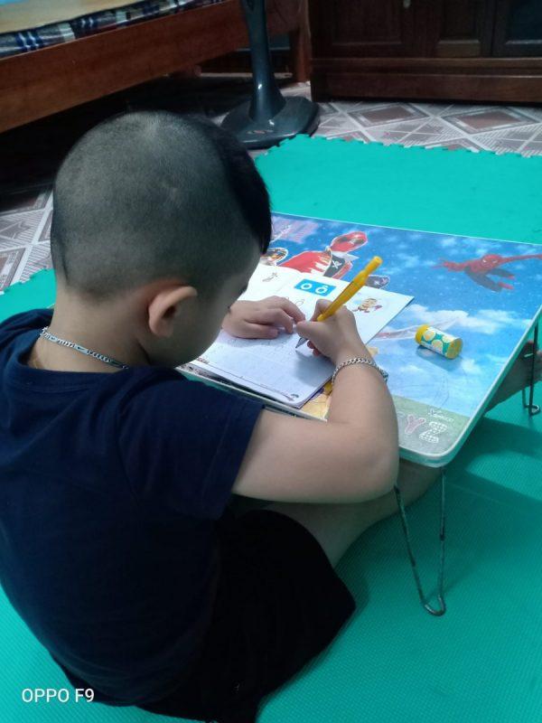 Phương pháp dạy trẻ lớp 1 tập viết nhanh chóng đúng chuẩn nhất