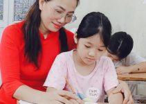 Cách dạy trẻ 5 tuổi học chữ