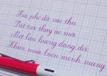 Bút mực khô