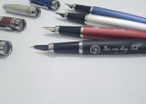 Cách lắp ống mực bút máy