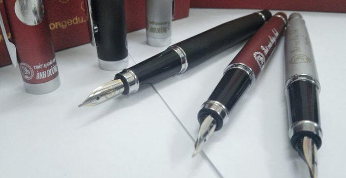 Cách sửa bút máy không ra mực